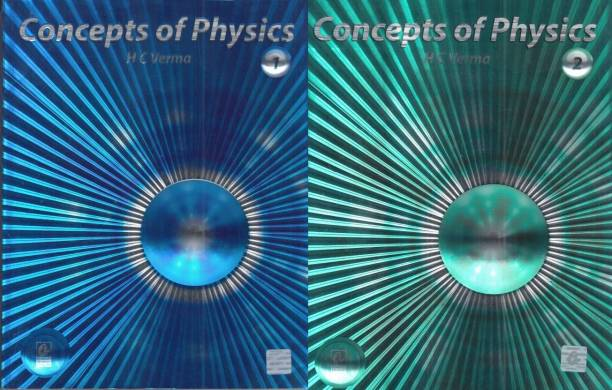 Concepts Of Physics Hc Verma Combo Set Fo Two Books 2019 Edition