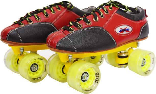 Jaspo pro-10 Quad Shoe Skates(size-5) Quad Roller Skates - Size 5 UK