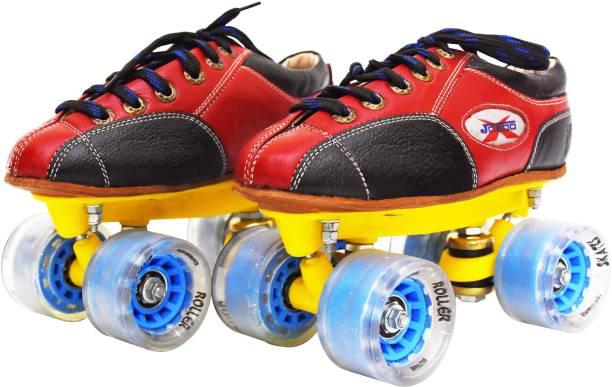 Jaspo pro-10 Quad Shoe Skates(size-8) Quad Roller Skates - Size 8 UK