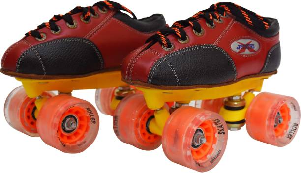 Jaspo pro-10 Quad Shoe Skates(size-7) Quad Roller Skates - Size 7 UK