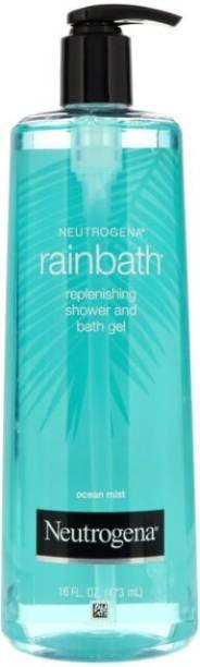 NEUTROGENA Rainbath Replenishing Shower and Bath Gel Ocean Mist 946