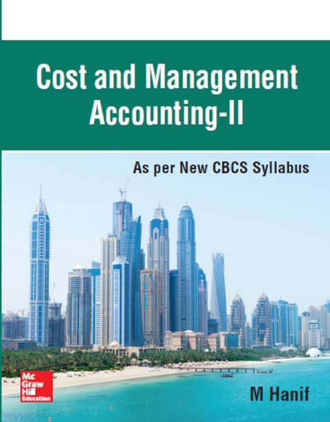 Cost and Management Accounting- II