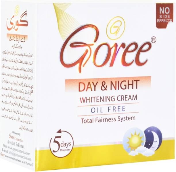 Goree Cosmetics Goree Day Night Whitening Cream 5 Days Recovery