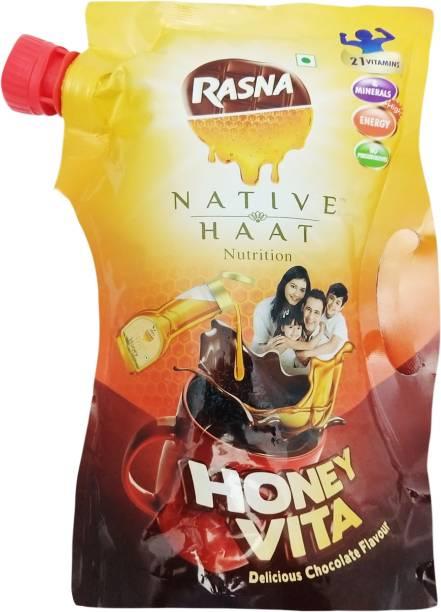 Rasna Native Haat Honey Vita Chocolate Flavour