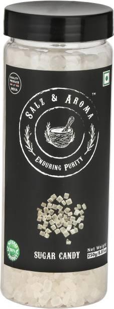 Salz & Aroma Sugar Candy/Mishri Dana 250 Gram Sugar