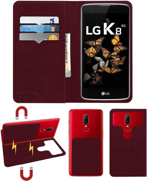 ACM Flip Cover for Lg K8