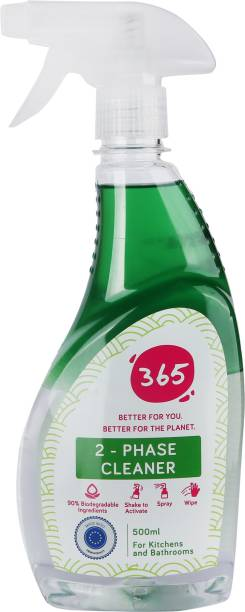 365 2 Phase cleaner, non toxic, removes toughest of stains and brings a shine Kitchen Cleaner