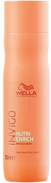 Wella Professionals Invigo Nutri-Enrich With Goji Berry Deep Nourishing Shampoo