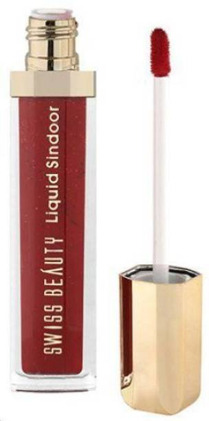 SWISS BEAUTY Bridal Maroon Liquid Sindoor Liquid Sindooor