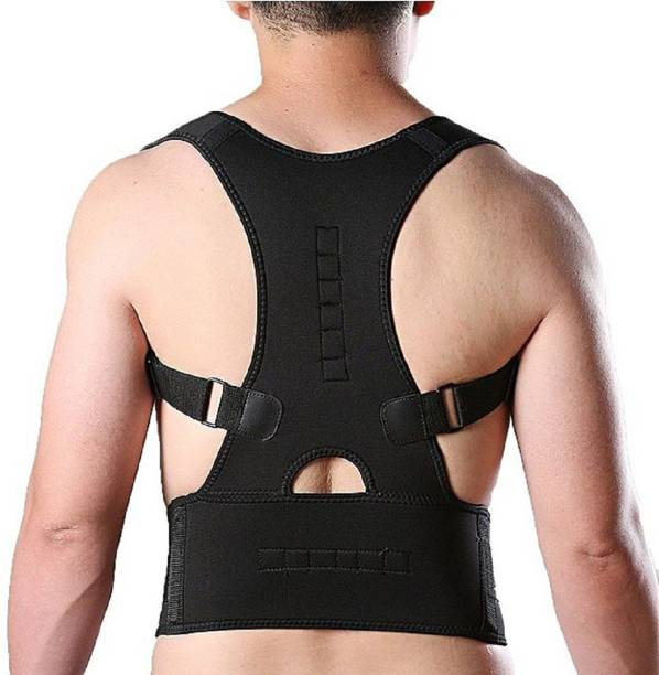 3b2020477d3 Clomana Stunning Magnetic Therapy Posture Corrector Shoulder Back Support  Belt Back   Abdomen Support
