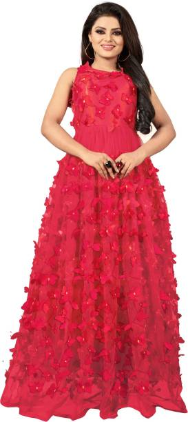 9a30d4af23668d Red Gowns - Buy Red Gowns Online at Best Prices In India