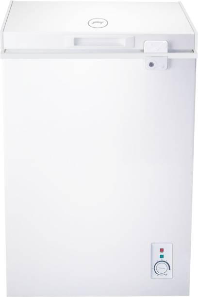 Godrej 100.0 L Single Door Standard Deep Freezer