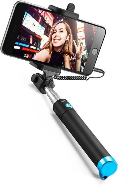 LIFEMUSIC Cable Selfie Stick