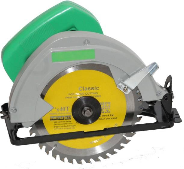 Digital Craft 7 Inch Electric Circular Saws 1250W Cutting Machine Woodworking Home Improvement Tools 220V/50HZ For Woodworking Machine Handheld Tile Cutter