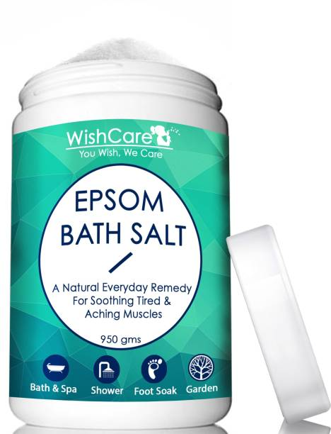 WishCare Natural & Pure Epsom Bath Salt