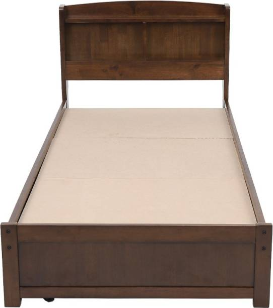 WOODNESS Imogen Solid Wood Single Bed
