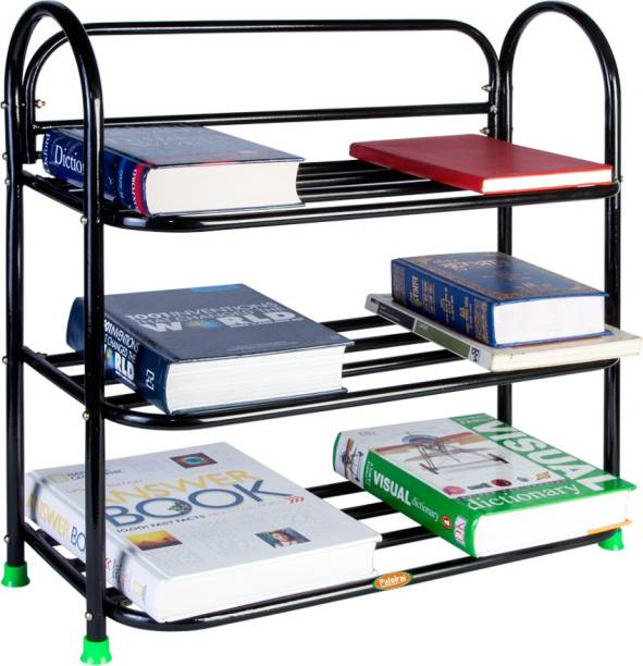 Patelraj Metal Open Book Shelf