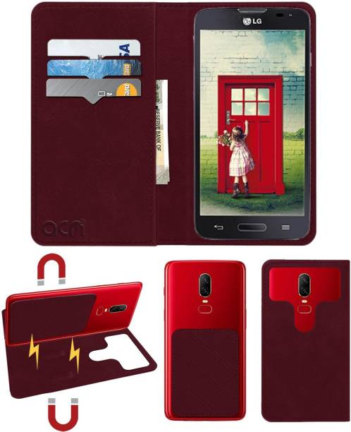 ACM Flip Cover for Lg L90 Dual D410