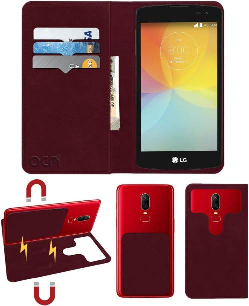 ACM Flip Cover for Lg F60 D392