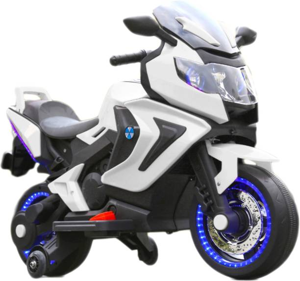 Toyhouse valentina Racer Rechargeable for kids (2 to 6 yrs) Bike Battery Operated Ride On
