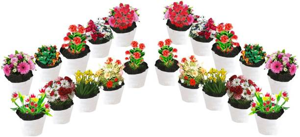 Coirgarden Poly Grow Bags for Gardening Plants- UV STABILIZED LDPE 100% Virgin Grow Bags - [20cms(L) X20cms(W) X35cms(H)] - Pack of 20 Grow Bags Grow Bag