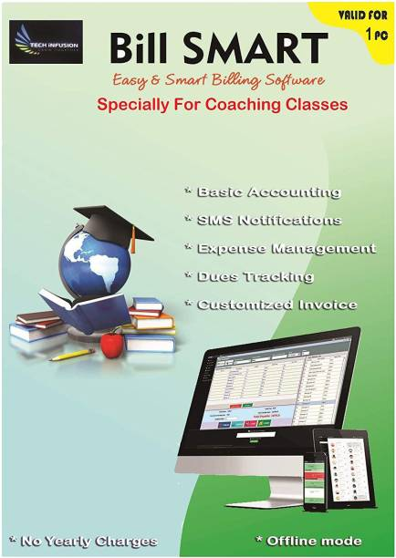 Bill Smart Billing Invoicing Software For Coaching Classes