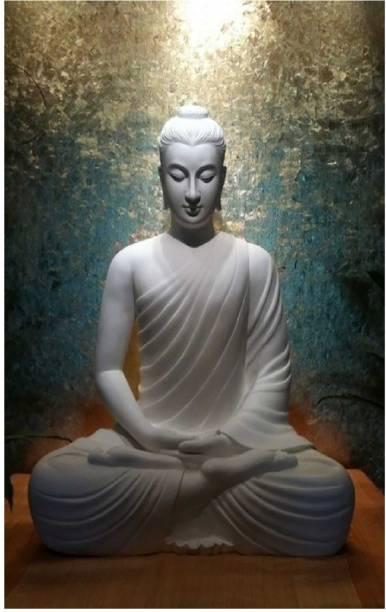 God Buddha Poster for room Paper Print