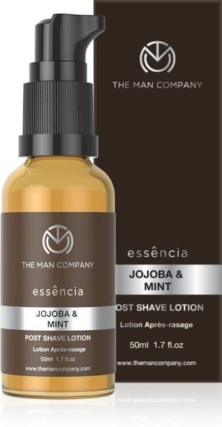 THE MAN COMPANY Post Shave Lotion - Jojoba & Mint (50ml)