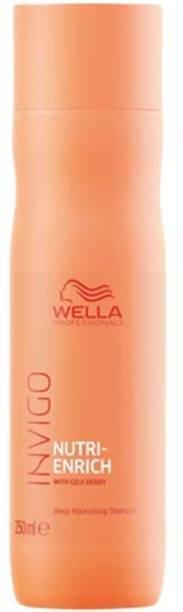 Wella Professionals Professionals INVIGO Nutri Enrich Deep Nourishing Shampoo