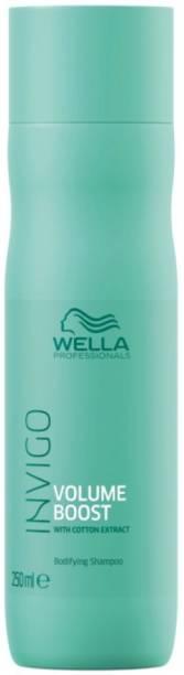 Wella Professionals Professionals INVIGO Volume Boost Bodifying Shampoo