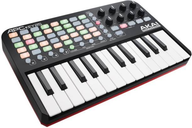 Akai KEY 25 AKAI APC KEY 25 MIDI Controllers