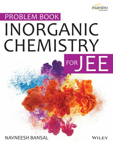 Wiley's Problem Book Inorganic Chemistry for Jee 1 Edition