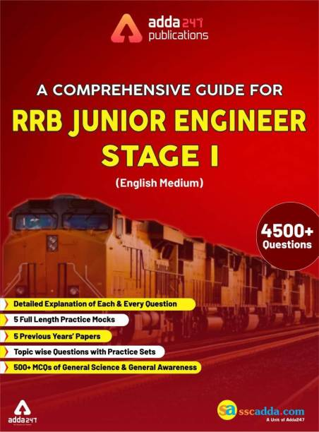 A Comprehensive Guide for RRB Junior Engineer Stage 1– 2019