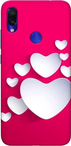 Kaina Back Cover for Mi Redmi Note 7, Mi Redmi Note 7 Pro, Mi Redmi Note 7S