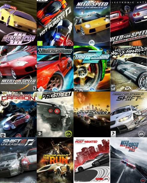 Need for speed Games - Buy NFS Games Online at India's Best