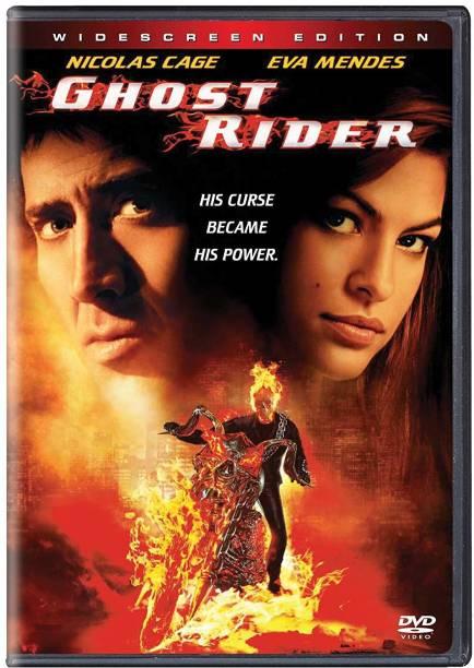 Ghost Rider (Widescreen Edition) (Region 3 | HK Import)