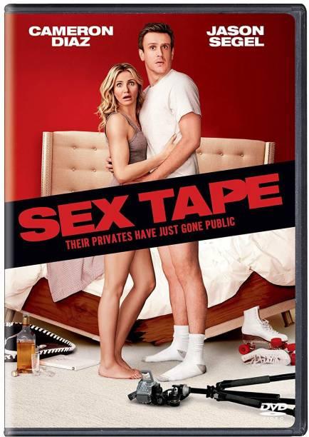 Sex Tape (Region 3 | HK Import)
