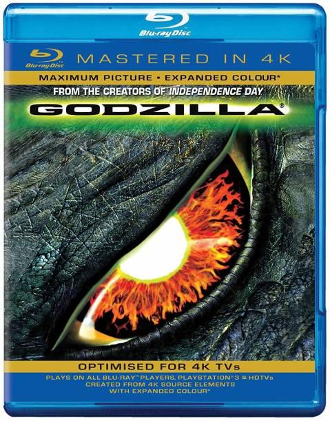Godzilla (1998) (Region Free | US Import) - Mastered in 4K
