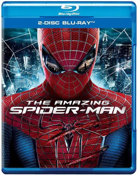 The Amazing Spider-Man (Blu-ray + Bonus Disc) (2-Disc) (Region Free   US Import)