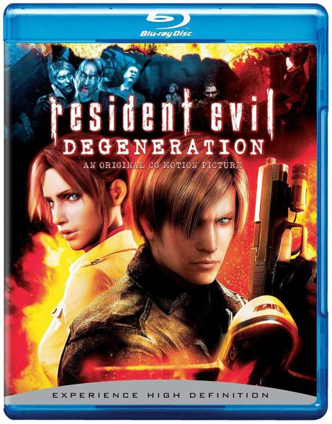 Resident Evil: Degeneration (Region Free | US Import)