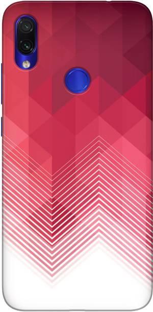 Kaina Back Cover for Mi Redmi Note 7 Pro, Mi Redmi Note 7s, Mi Redmi Note 7
