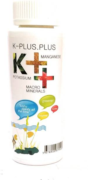 AQUATIC REMEDIES K Plus Plus Aquatic Plant Fertilizer