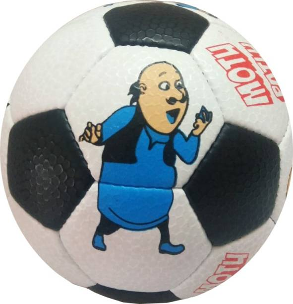 Navex Premium Motu Patlu Kids Football Size: 3 ( Pack of 1) Football - Size: 3