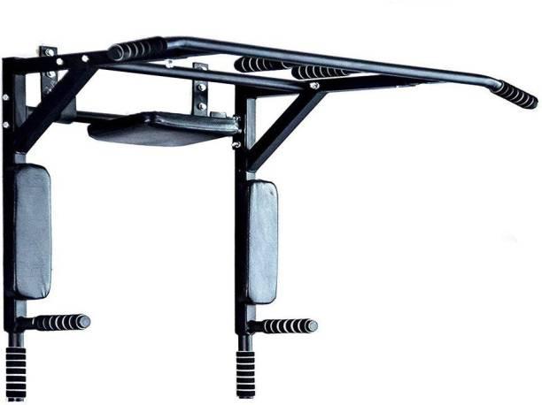 Pro-toner 3 in 1 Multi Chin Up Bar Dips Bar Push Up Bar Home Gym Wall, Adult Chin-up Bar