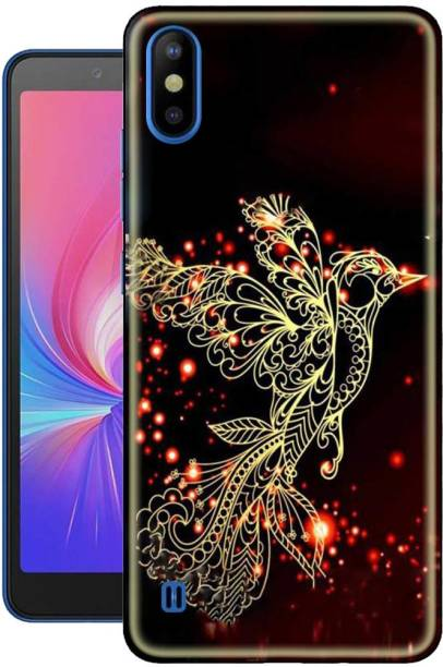Snazzy Back Cover for Tecno Camon i ACE 2