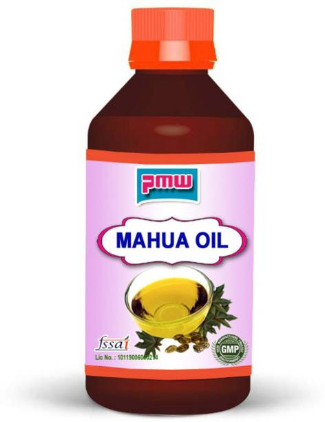 PMW Mahua Madhuca longifolia Illipe Dried Flower Oil -100 ml