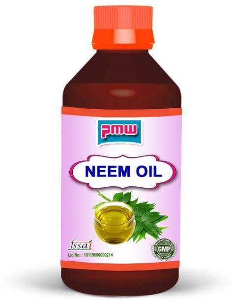 PMW Neem Oil - 200 Ml - For Hair & Skin Care