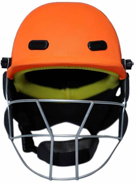 Klapp Cricket Helmet with Back Head Protection Cricket Helmet