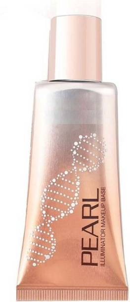 RTB Pearl Illuminator Makeup Base Golden Pink (SB-501-01) (35g) Highlighter (Golden Pink) Highlighter