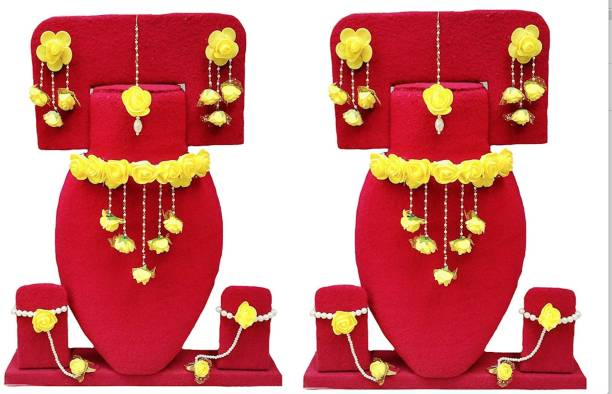 Fashion Jewelry Jewelry Sets Indian Three Layer Line Body Jewels Indian Unique Handmade Look Design For Girls High Quality Materials